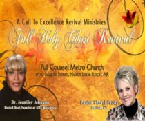 Fall Holy Ghost Revival 2008