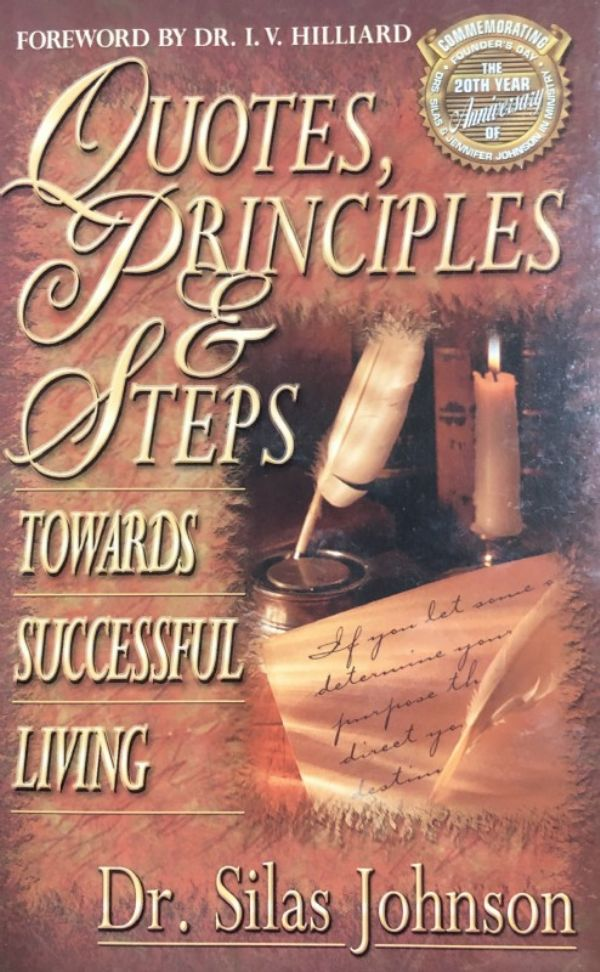 Quotes Principles and Steps Toward Successful Living