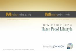 How to Develop a Hater Proof Lifestyle